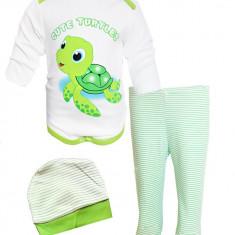 Costum broscuta pentru bebelusi, Marime: 6-9 luni, 9-12 luni