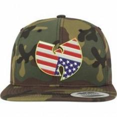 Sepci rap Wu-Wear american camuflaj - Sapca Barbati