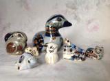 Arta populara Mexicana, colectie figurine ceramica