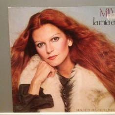 MILVA - LA MIA ETA (Italian Version) -(1979/METRONOME/RFG) - Vinil/Impecabil(NM) - Muzica Pop