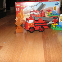 LEGO DUPLO Cars Red 6132 (Camionul Red)