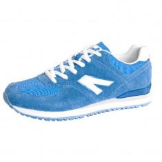 Incaltaminte sport pentru copii American Club 94/14, Albastru - Pantofi copii