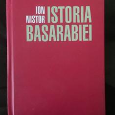 Istoria Basarabiei / Ion Nistor ed. noua, cartonata - Carte Istorie