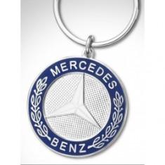 Breloc Cu Emblema Mercedes-Benz Vintage - Breloc Auto