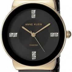 Anne Klein 2714 ceas dama nou 100% originali. Livrare rapida - 2 culori, Casual, Quartz, Inox, Ceramica, Analog