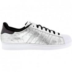 Pantofi sport barbati adidas Originals Superstar Metallic Silver AQ4701
