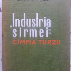 Industria Sarmei Campia Turzii - Necunoscut, 410916 - Carti Constructii