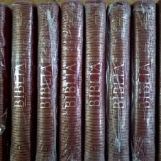 Biblia cu ilustratii {Set 8 volume}