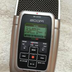 ZOOM H2 - dispozitiv portabil pentru înregistrări audio profesionale
