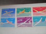1977 LP 931  AVIATIE - PLANOARE, Nestampilat