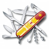 Briceag Victorinox Huntsman Year of the Dog Limited Edition 2018 1.3714.E7