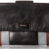 Fossil Ellis clutch portofel dama multicolor nou 100% original. Livrare rapida.
