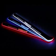 Praguri iluminate LED - VW Tiguan - Led auto