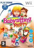 Babysitting Party  -  Nintendo  Wii [Second hand], Board games, 3+, Multiplayer