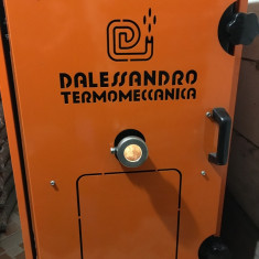 Centrala Peleti D'alessandro Termomeccanica - Centrala termica