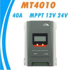Controller/regulator solar MPPT REAL MT4010 40A Panouri fotovoltaice