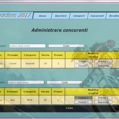 Proiect Atestat Informatica (website HTML+PHP+MySQL+JS) - Curs IT & C