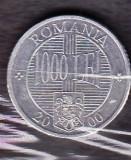 ROMANIA 2000 - MONEDA 1000 LEI