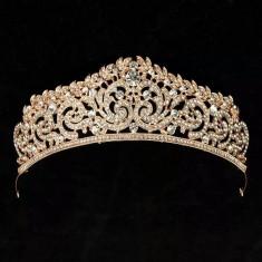 Diadema, tiara mireasa, ocazii speciale - Tiare mireasa