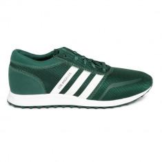 Adidas LOS ANGELES - produs original -S75996 - Adidasi barbati, Marime: 41 1/3, Culoare: Verde, Textil