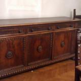 Mibila Veche Florentina cu piciore in forma de labe de leu