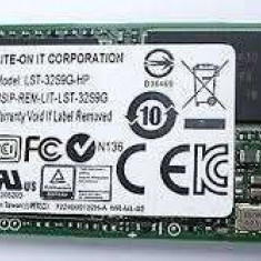 SSD Liteon M.2 32GB SATA-3, 6Gb/s, 100% LIFE