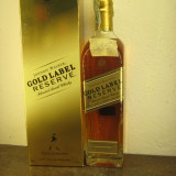 RARE whisky johnnie walker, GOLD LABEL RESERVE, cl 70 GR 40