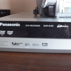 Dvd recorder panasonic pe dvd si hdd - DVD Recordere