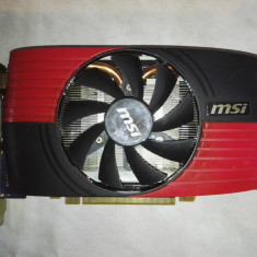 MSI GTX 460 768 mb ddr5 192 bits, PCI Express, 1 GB, nVidia, His