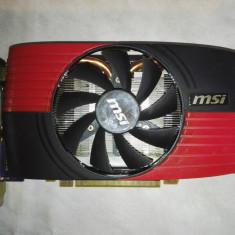 MSI GTX 460 768 mb ddr5 192 bits - Placa video PC His, PCI Express, 1 GB, nVidia