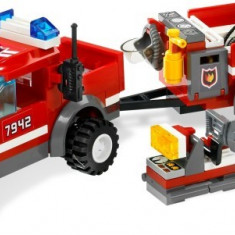 LEGO 7942 Off-Road Fire Rescue - LEGO City