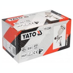 Pistol de vopsit capacitate 600ml YATO Diuza: 1.5mm  AL-090218-6