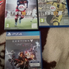 FIFA 17 DELUXE EDITION Ps4 Logitech
