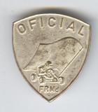 ACR - FRAK FRMd Automobil Clubul  Roman - OFICIAL  1970 -Insigna  Rara !!