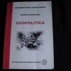 Dragos Frasineanu Geopolitica