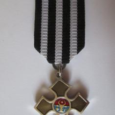 Medalia Crucea Comemorativa 1939-1945 Republica Moldova, Europa, An: 2000