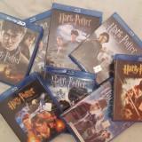 Colectia Harry Potter Blu Ray, Romana, warner bros. pictures