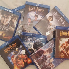 Colectia Harry Potter Blu Ray - Film Colectie warner bros. pictures, Romana