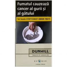 10x tigari dunhill evoque - Pachet tigari