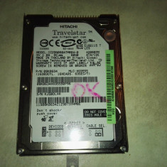 HDD laptop Seagate IDE Hitachi 60 gb, 81-99 GB, Rotatii: 5400