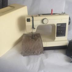 Masina de cusut electrica PFAFF Hobby model 541 diverse operatii