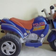 Motocicletta police - Tricicleta copii Peg Perego