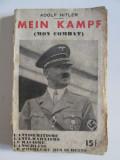 Cumpara ieftin Rara! Extrase din Mein Kampf(Mon Combat) de Adolf Hitler,limba franceza anii 30
