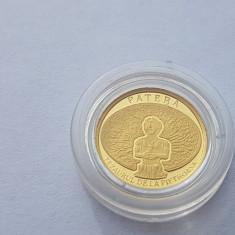 Moneda Aur 10 lei 2012 Patera din Tezaurul de la Pietroasa