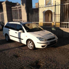 Ford Focus, 2002, euro3, AC, facelift IMPECABILA, Motorina/Diesel, 282000 km, 1780 cmc