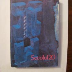 """AF - Revista """"Secolul 20""""  numerele 11 - 12 (287 - 288) / 1984  / RSR"""