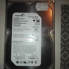 HDD PC SEAGATE 360 gb sata - Hard Disk Seagate, 200-499 GB, Rotatii: 7200, 16 MB