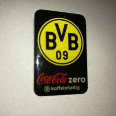 INSIGNA COCA COLA ZERO BVB 09 Borussia Dortmund, Europa