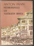 Anton Pann-Nazdravaniile lui Nastratin Hogea, Anton Pann