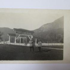 Raraitate! Fotografie 140 x 90 mm Campul ed.fizica Șc.militara sub.infan.anii 20